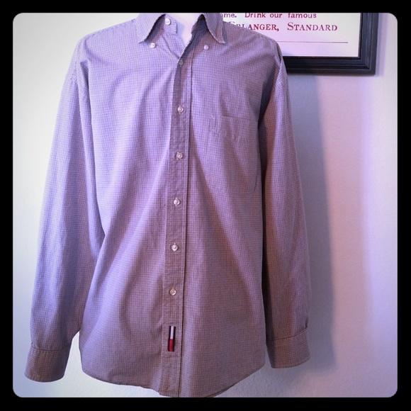 94381292b M_5af3588545b30c0d7dd0466d. Other Shirts you may like. Tommy Hilfiger men's  longsleeve ...